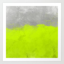 Abstract Painting #3 Art Print