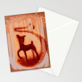 The Silver Doe Patronous Stationery Cards