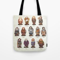 dwarves  Tote Bag