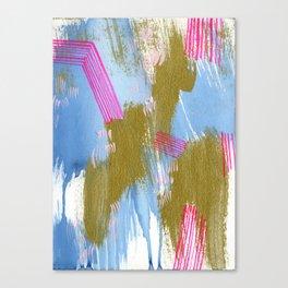 die winde Canvas Print