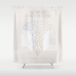 Florence + The Machine Shower Curtain