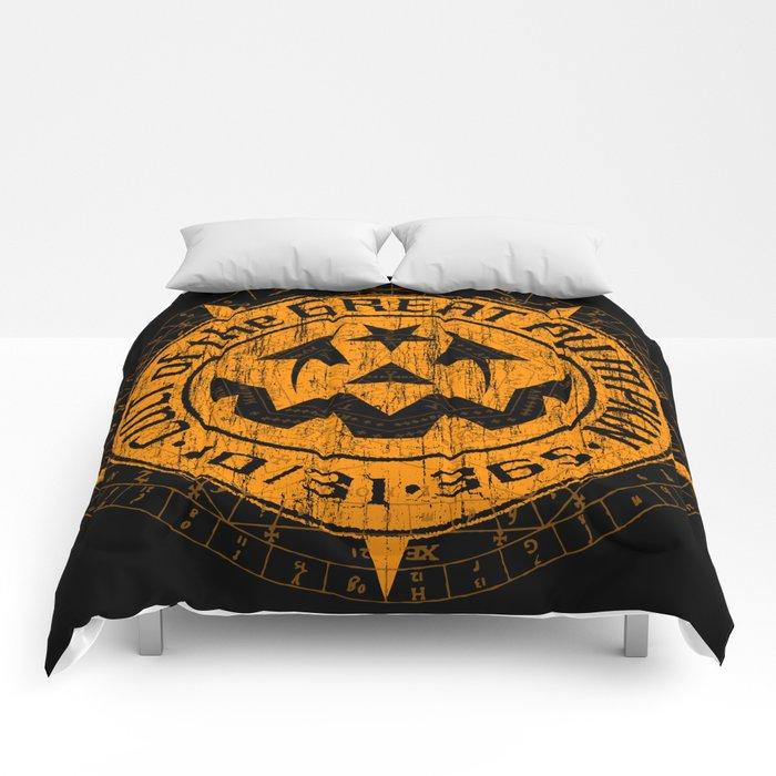 Cult of the Great Pumpkin: Alchemy Logo Comforters