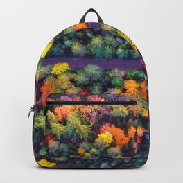 The Autumn Forest (Color) Backpack