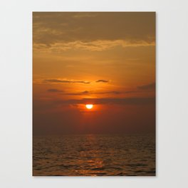 Sunset3 Canvas Print