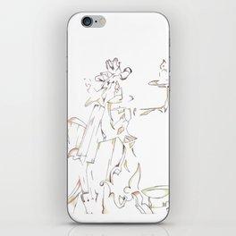 Candelabra iPhone Skin