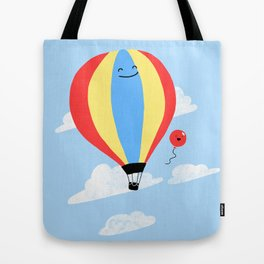 Balloon Buddies Tote Bag