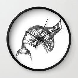 Smoke Keét Wall Clock
