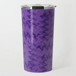 Color Purple Travel Mug
