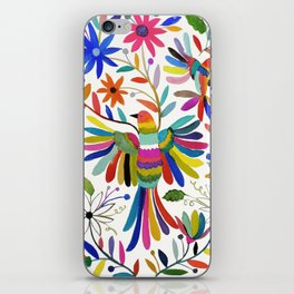otomi bird iPhone Skin