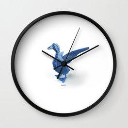 duck. Wall Clock