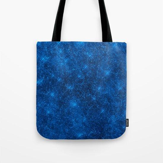 Sequin series blue Tote Bag