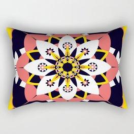 Poppy Blossom Rectangular Pillow