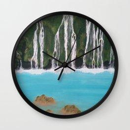 El Limon Wall Clock