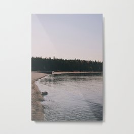 South Shore, Lake Tahoe Metal Print