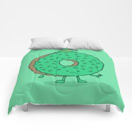 The St Patricks Day Donut Comforters