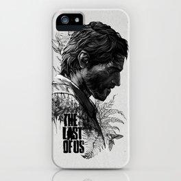 The Last of us - Joel iPhone Case