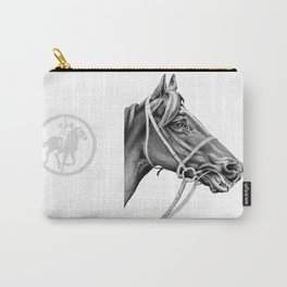 Veloso Racehorse NZ Carry-All Pouch