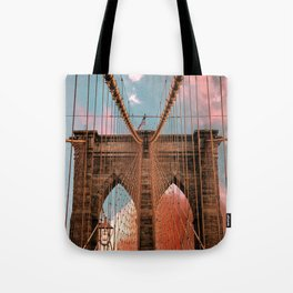 Brooklyn Bridge New York City Tote Bag