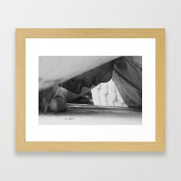 Cemetary6 Framed Art Print