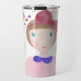 To party or not to party Travel Mug