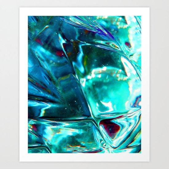 Glass #1 Art Print