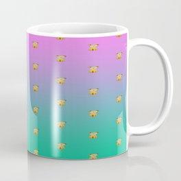 A thousand sitting dogs Coffee Mug