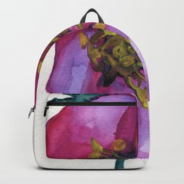 Red Lady Backpack