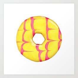 Party Ring Art Print