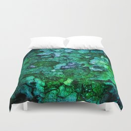 Underwater Wood 2 Duvet Cover