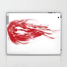 Flame Skull Laptop & iPad Skin