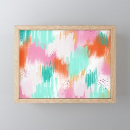 Summer Joy Framed Mini Art Print