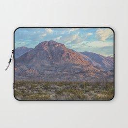 Mountain in the Desert Laptop Sleeve