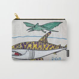 Cretaceous Period Carry-All Pouch