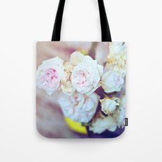 The Last Days of Spring - Old Roses IV Tote Bag