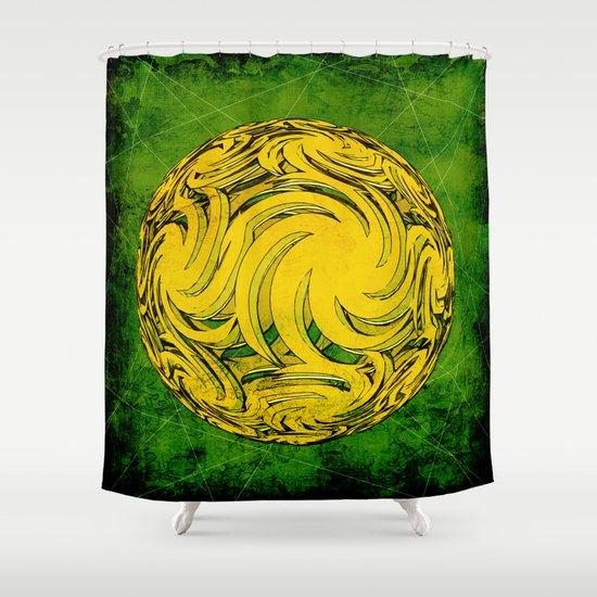 Revolve Shower Curtain
