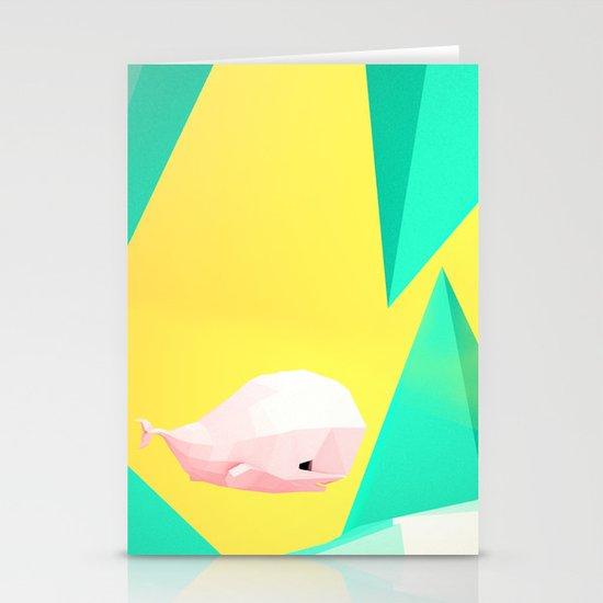 {W} Stationery Cards