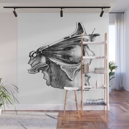 The evil oculus Wall Mural