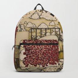swept away & stranded Backpack