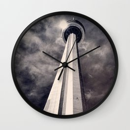 CN Tower - Toronto Wall Clock