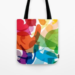 Merging Jolly Tote Bag