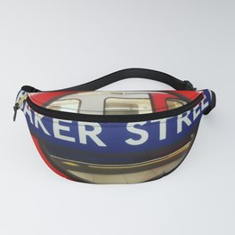 Ticket to ride. Fanny Pack