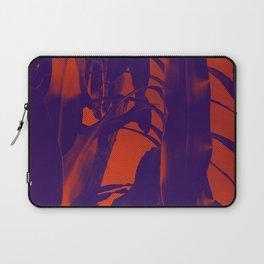 Exotic Duotone Laptop Sleeve