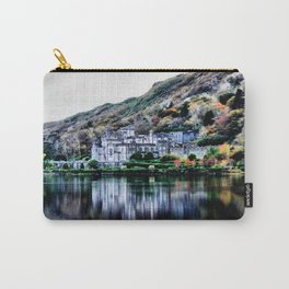 A Castle in Reflection Carry-All Pouch