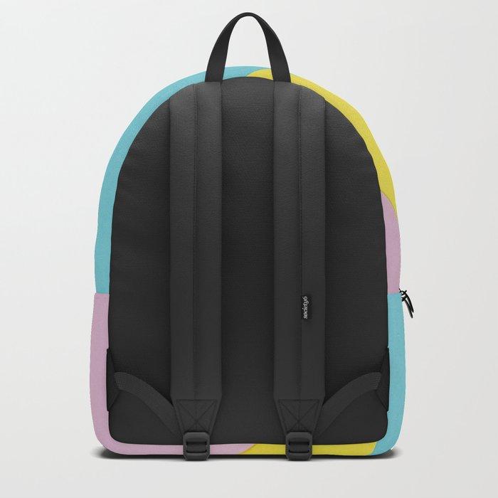 Happy little rainbow pills Backpack