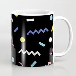 Memphis Pattern 19 - Party / 80s Retro Coffee Mug