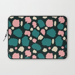 abstract paint swatches Laptop Sleeve
