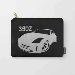 Nissan 350Z - silver - Carry-All Pouch