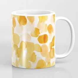 Yellow is my happy color Coffee Mug