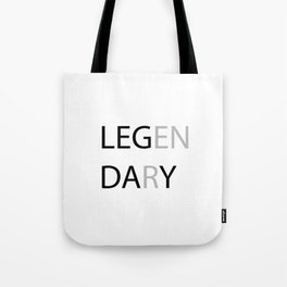 Another day at the GYM Tote Bag