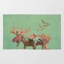 Moose Mountain Rug